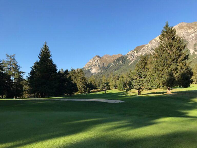 Golfplatz Fairway 5