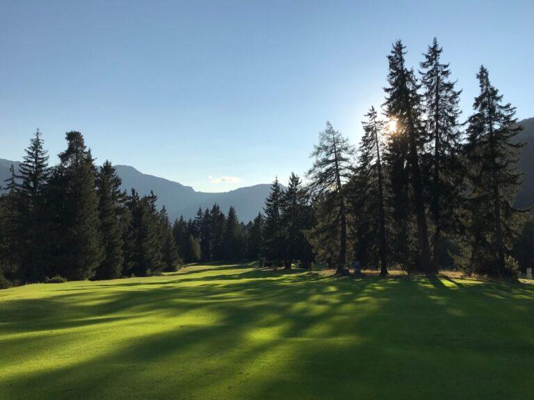 Golfplatz Fairway 6